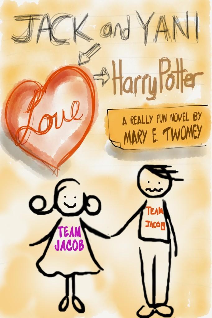 JackandYanilove Harry Potter