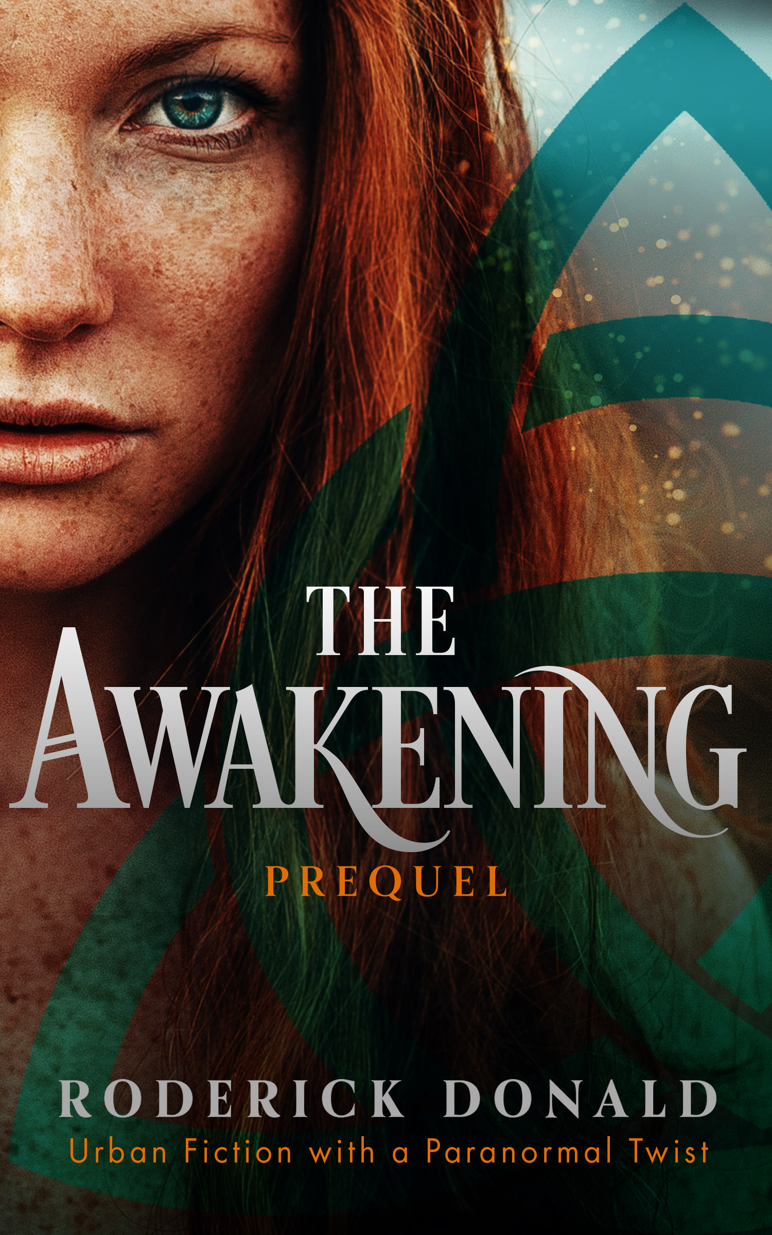 THE AWAKENING (Cait Lennox: Femme Fatale Series Book 1) Book Cover