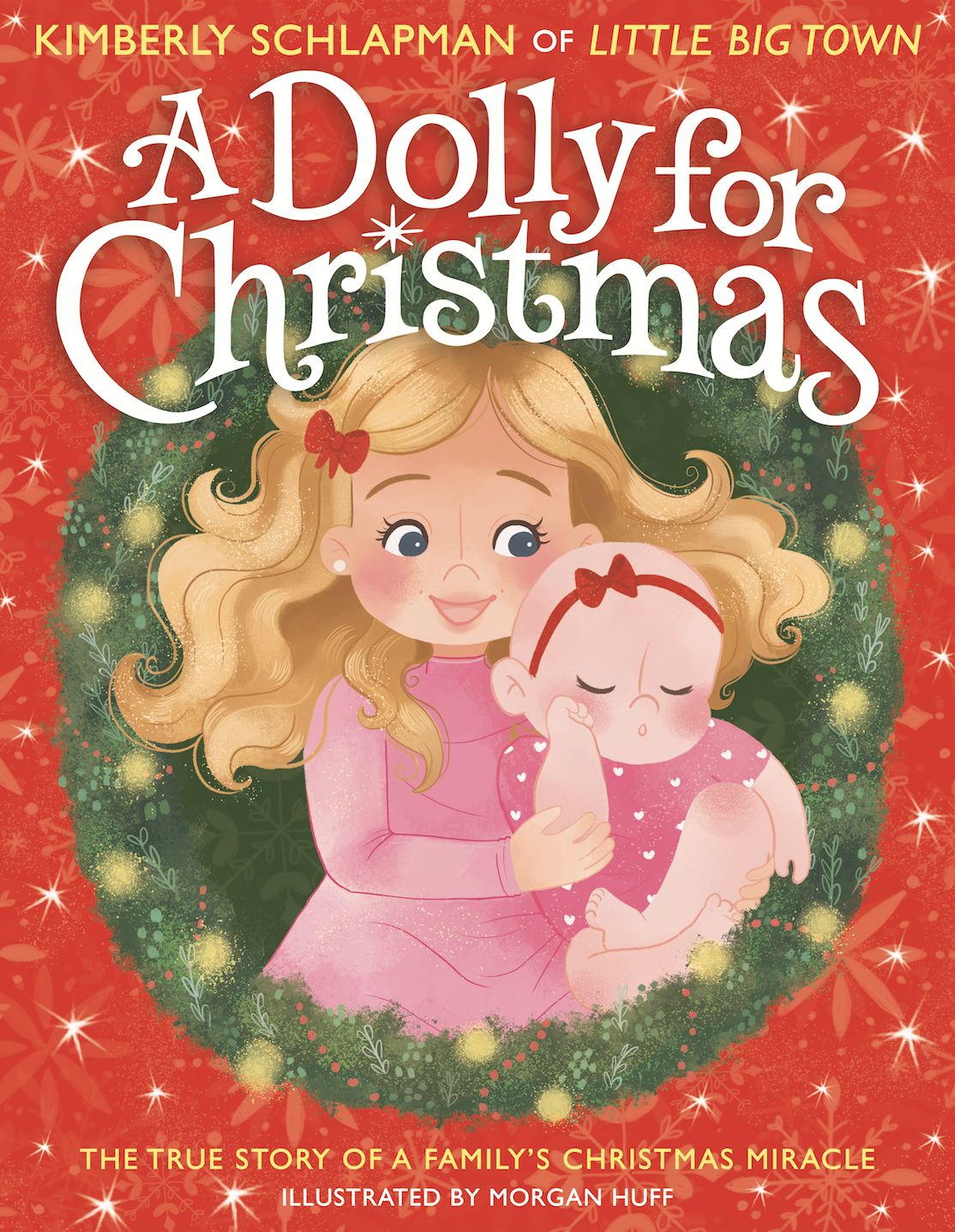 A DOLLY FOR CHRISTMAS Book Cover