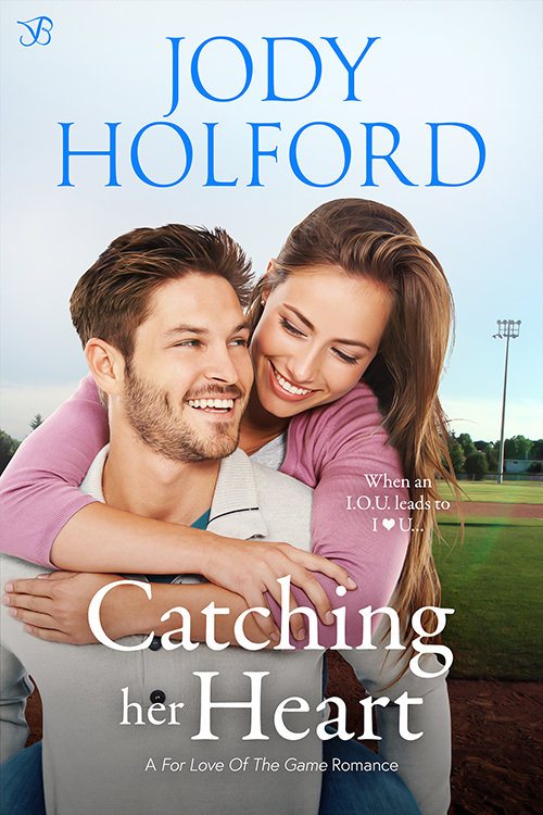 CATCHING HER HEART Book Cover