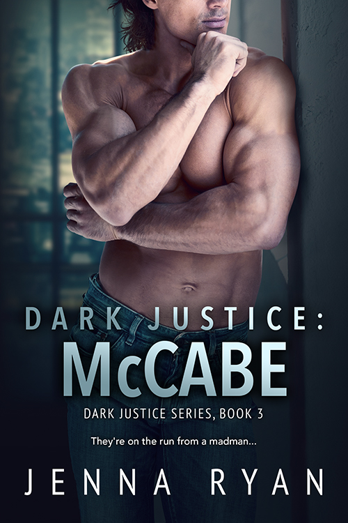 Dark Justice: McCabe Book Cover