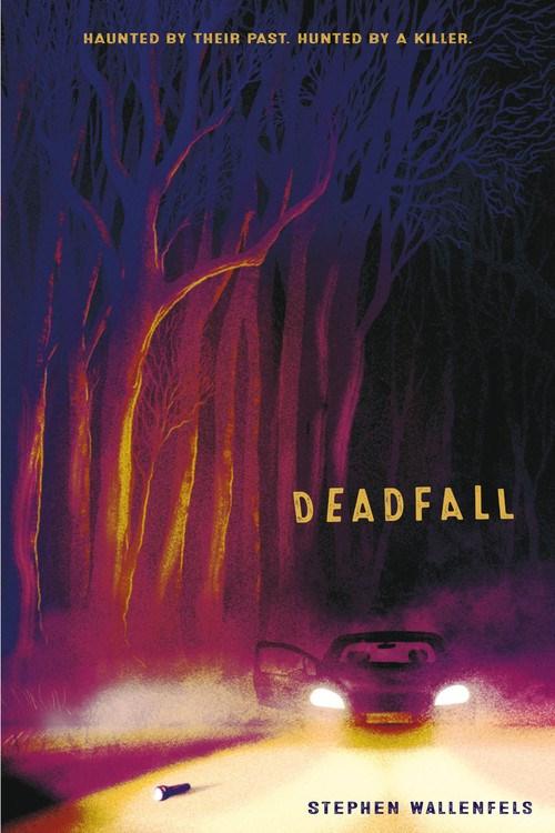 DeadFall Book Cover