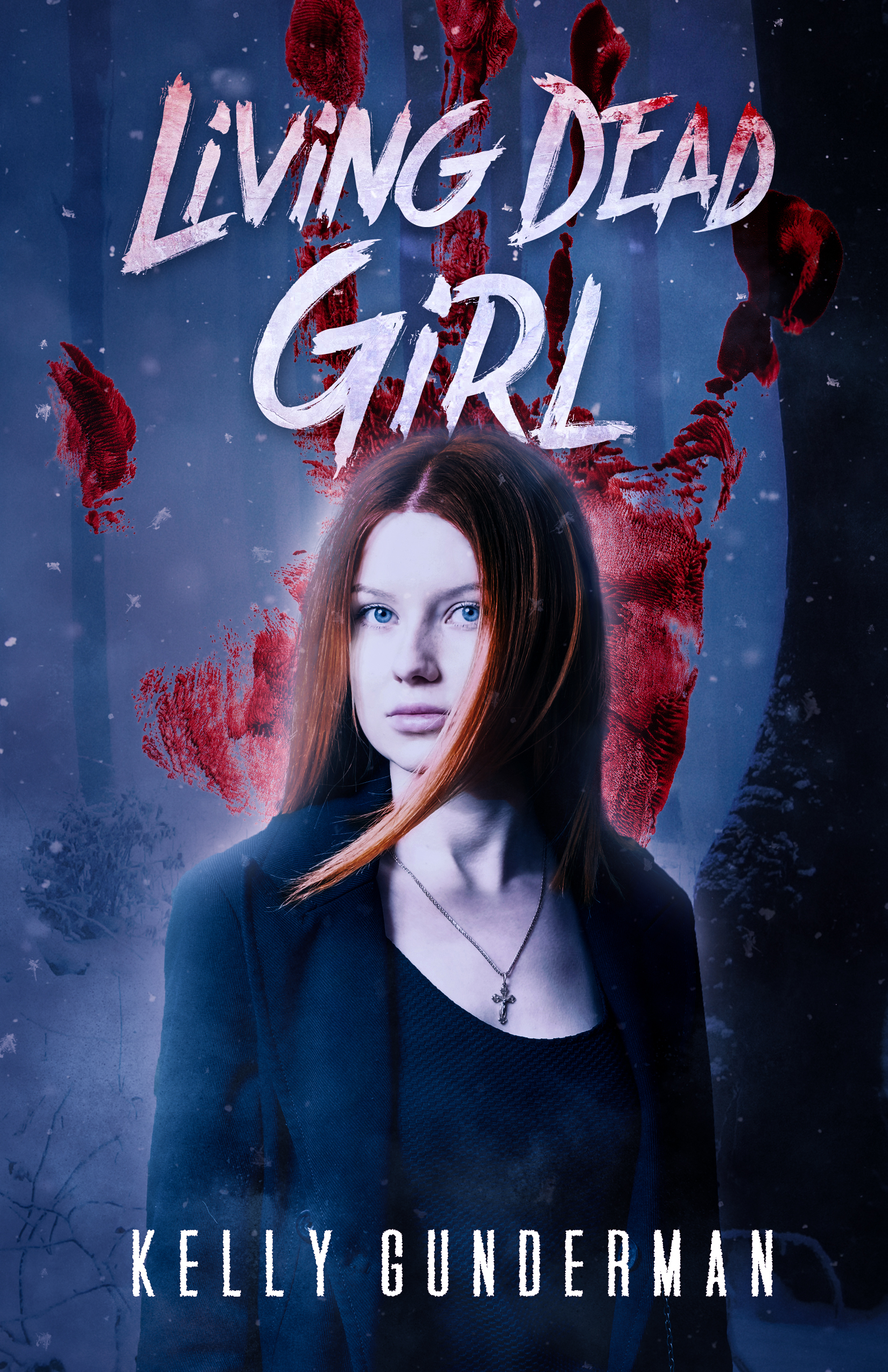 Living Dead Girl Book Cover