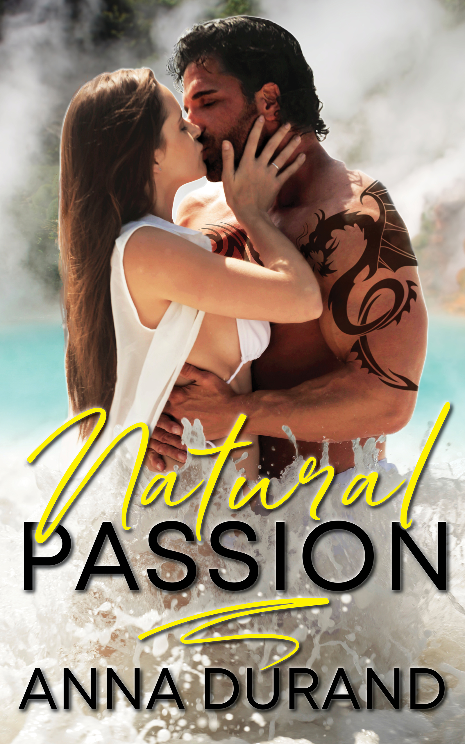 Natural Passion Book Cover