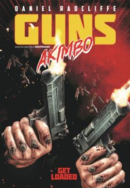 Image result for Guns Akimbo Movie poster