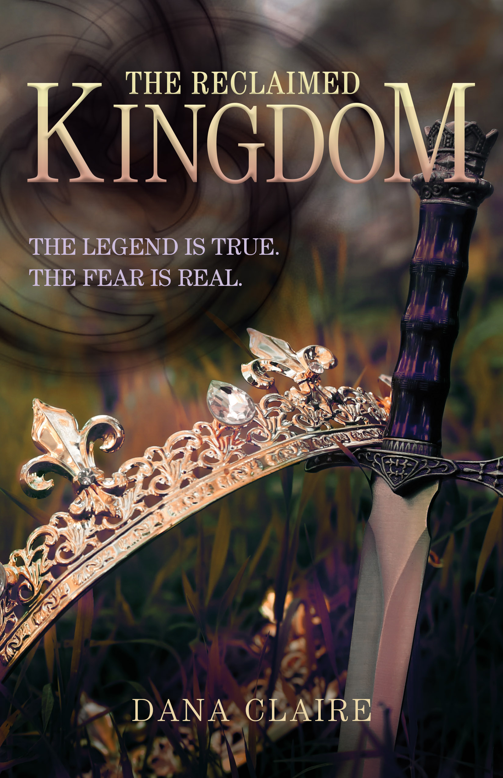 The Reclaimed Kingdom (Syphon #1) Book Cover