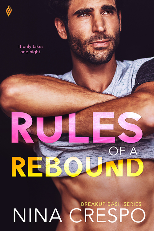 Rules of a Rebound Book Cover