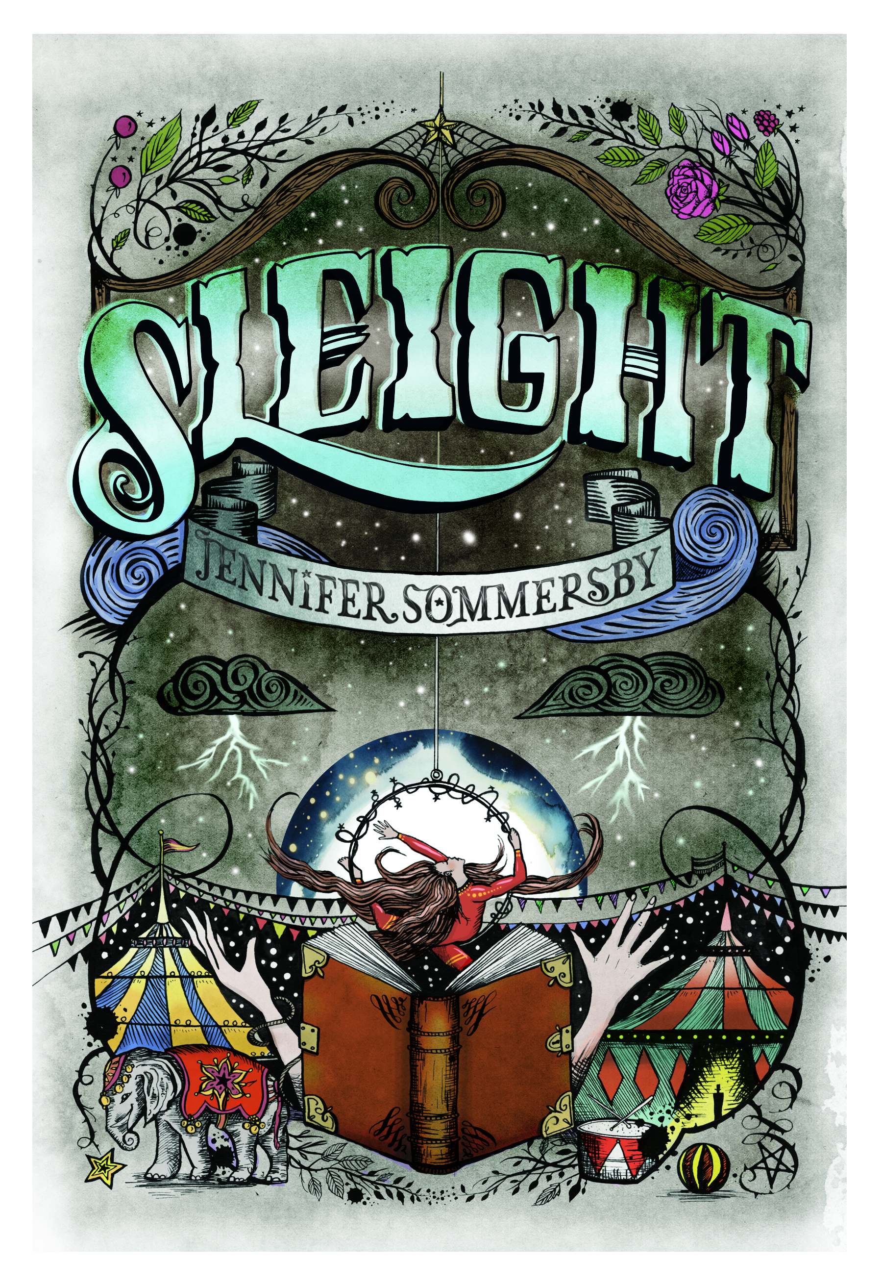 Sleight Book Cover