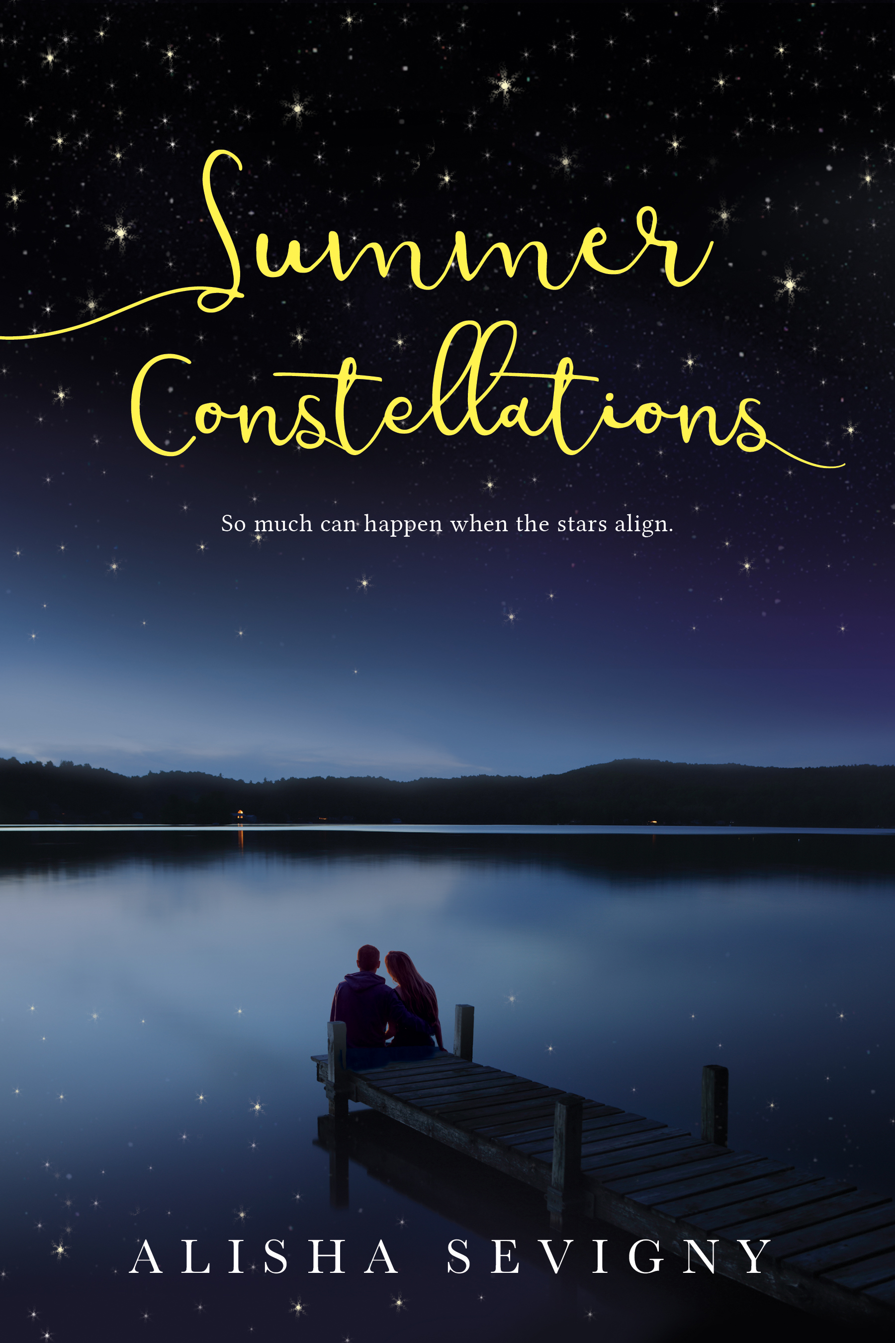 Summer Constellations Book Cover