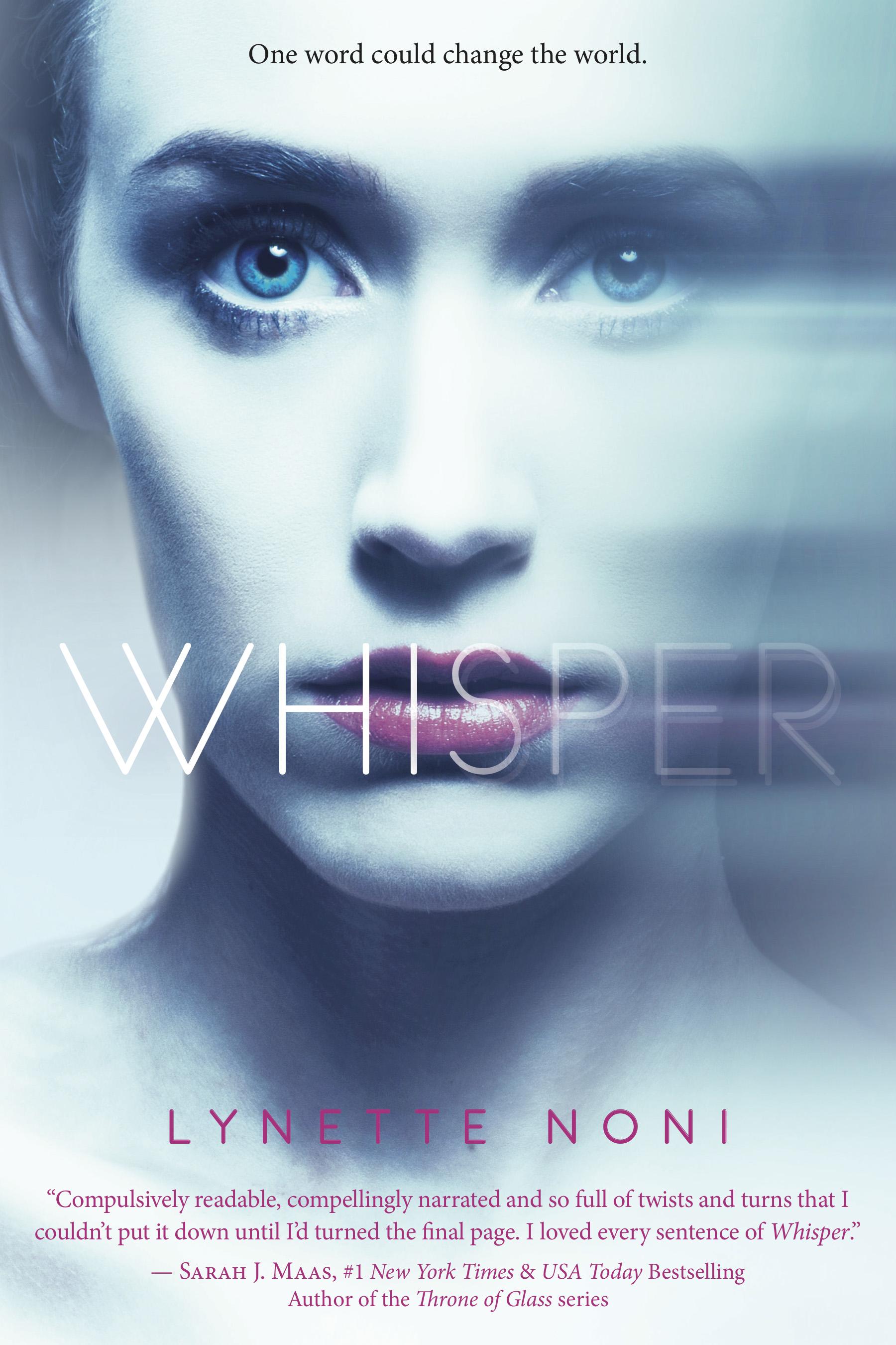 Whisper Book Cover