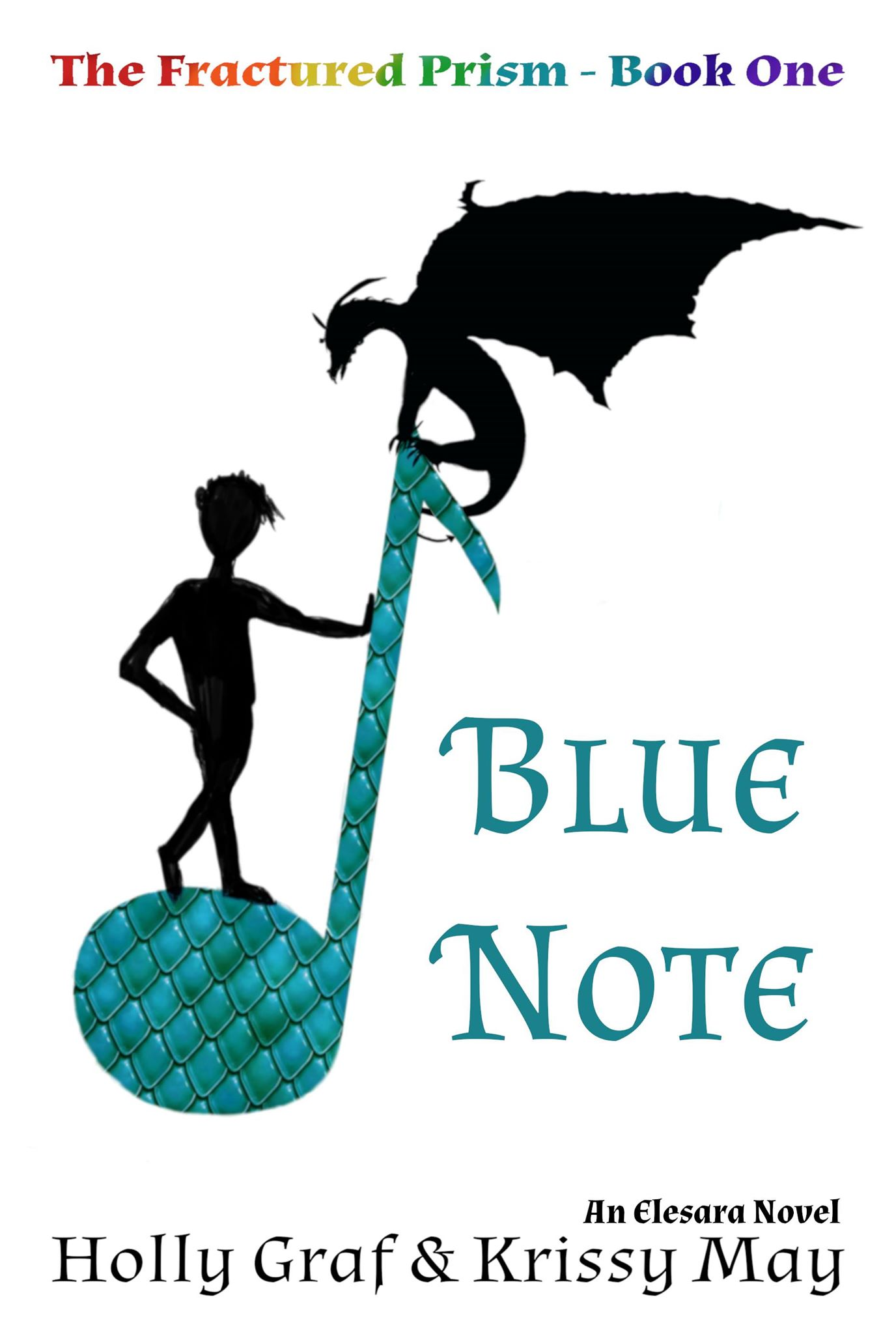 BLUE NOTE (The Fractured Prism, #1) Book Cover