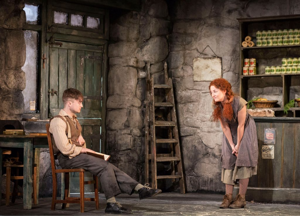 Theater Review The Cripple of Inishmaan