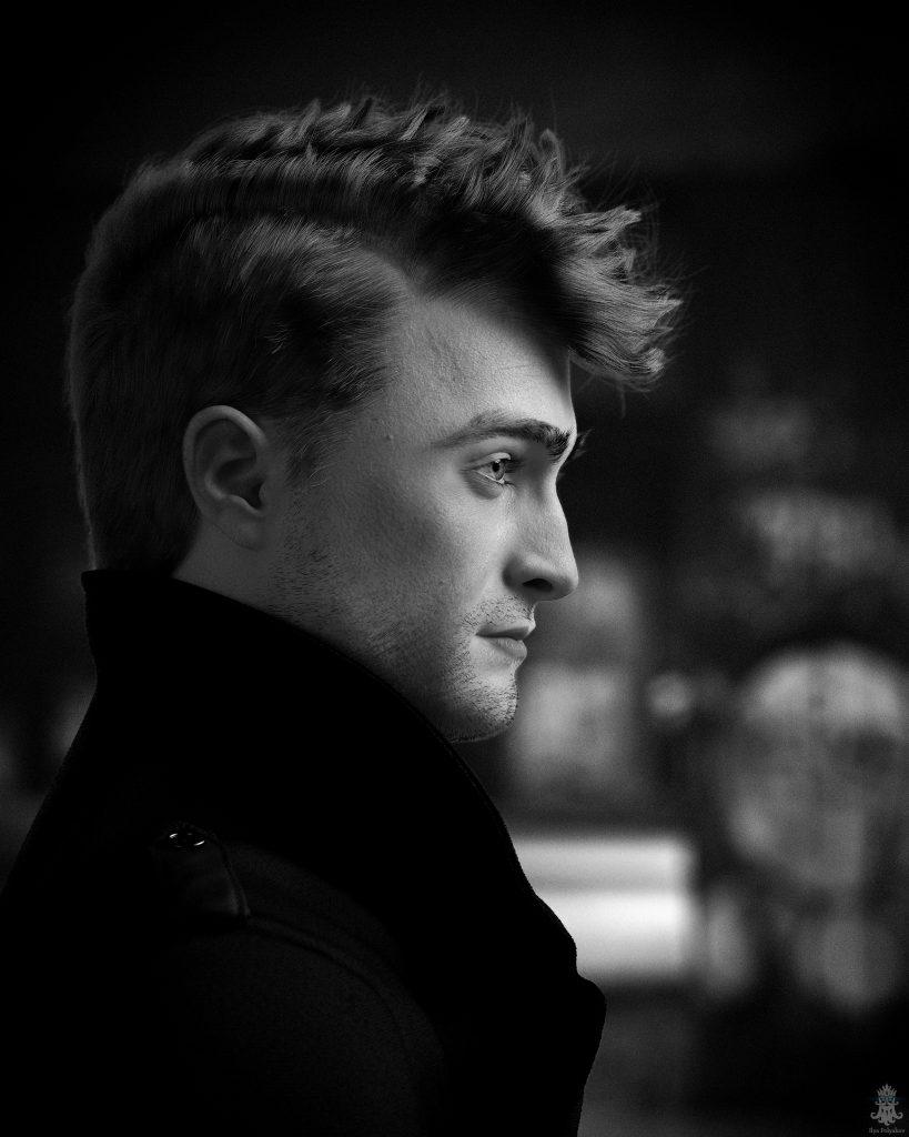Simply Daniel Radcliffe 3d Art