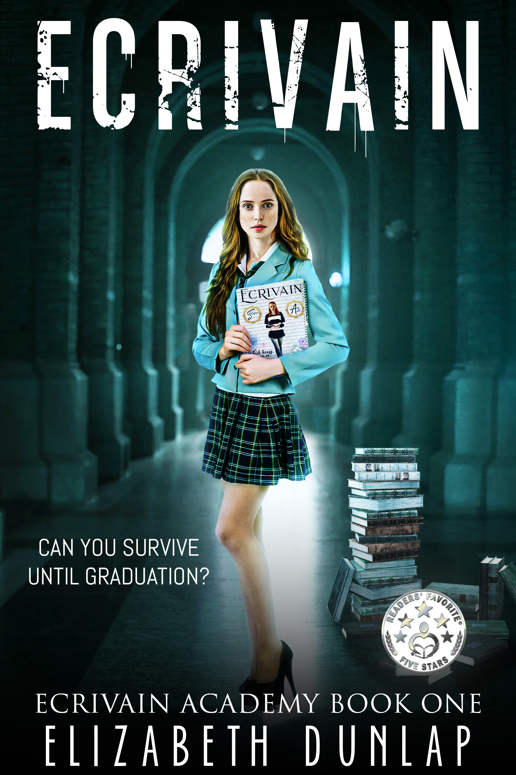 ECRIVAIN Book Cover