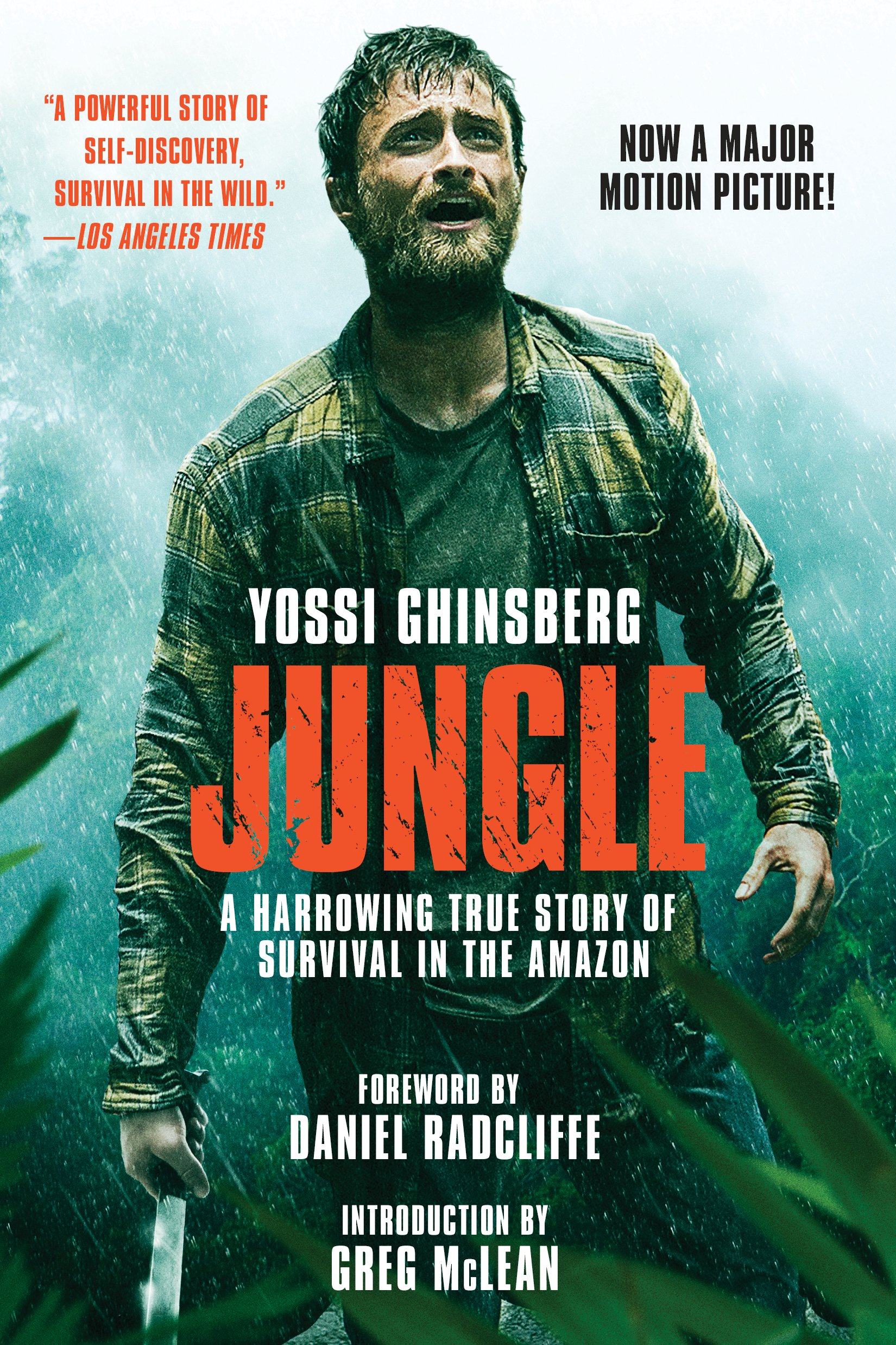 JUNGLE Movie Tie-In Edition Book Cover