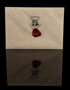 71698 Harry Potter Daniel Radcliffe Hogwarts Acceptance Letter 9
